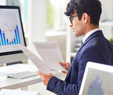 Management reporting services
